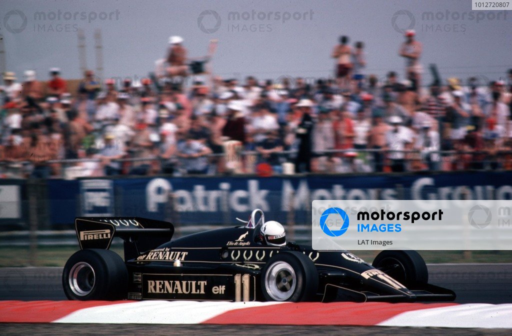 1983 British Grand Prix.
