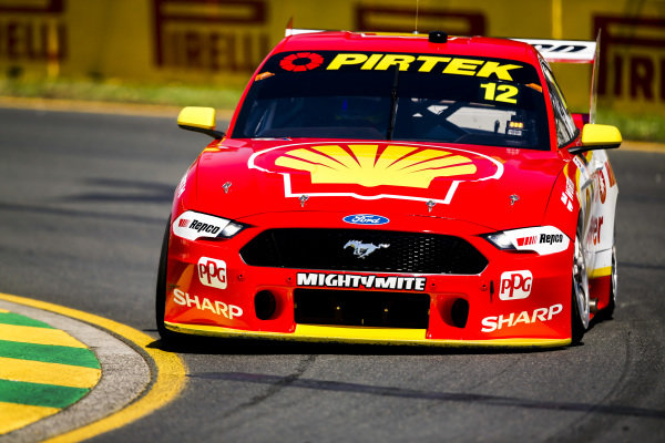 Fabian Coulthard, DJR Team Penske, Ford