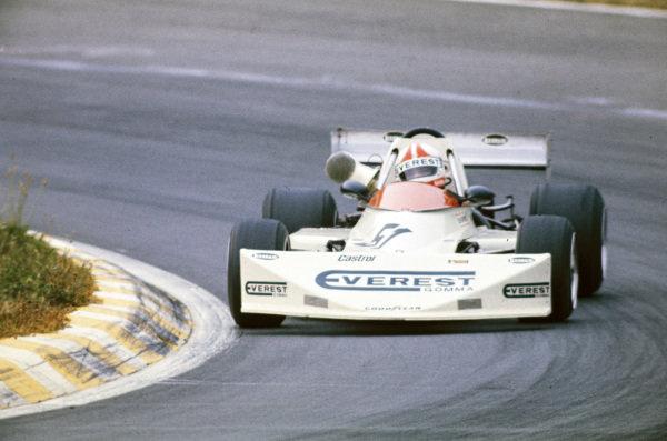 Gianfranco Brancatelli, March 752 BMW.