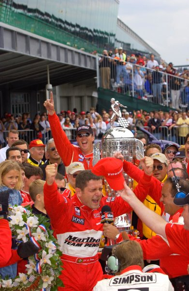 87th Indianapolis 500, Indianapolis Motor Speedway, Speedway, Indiana, USA 25 May,2003