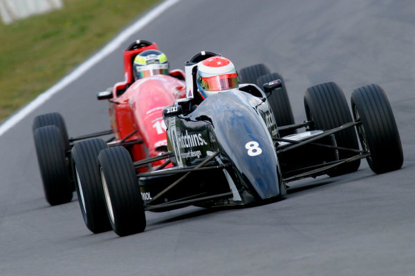 BRDC Formula Ford Championship 2003.