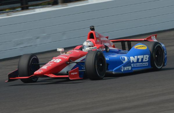 25 May, 2012, Indianapolis, Indiana USAGraham Rahal #38 Service Central Chip Ganassi Racing(c)2012 Dan R. Boyd LAT Photo USA