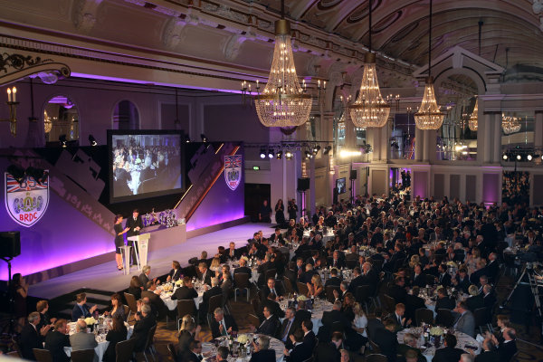 2013 BRDC Awards,2nd December 2013, Grand Connaught Rooms, London, England,Grand Connaught Rooms World Copyright. Jakob  Ebrey/LAT Photographic