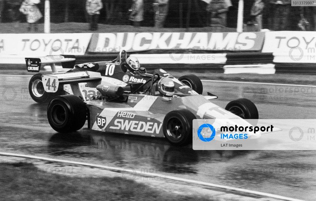 1984 European Formula Two Championship.