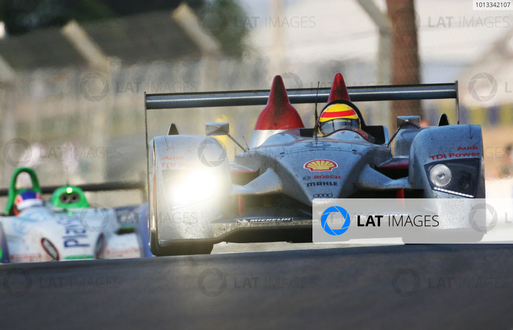 2006 Le Mans 24 Hours.