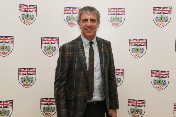 2015 British Racing Drivers Club Awards Grand Connaught Rooms, London Monday 7th December 2015 Jason Plato. World Copyright: Jakob Ebrey/LAT Photographic ref: Digital Image Plato-03