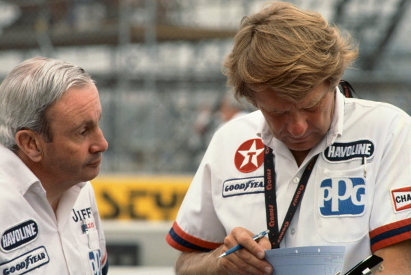 1984 PPG Indy Car World Series.