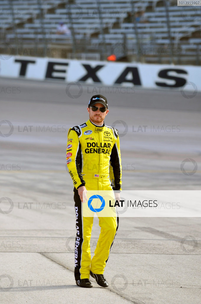 11-12 April, 2013, Fort Worth, Texas USA Brian Vickers, Dollar General Toyota Camry ©2013, Nigel Kinrade LAT Photo USA