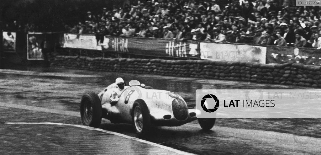 1936 Monaco Grand Prix.