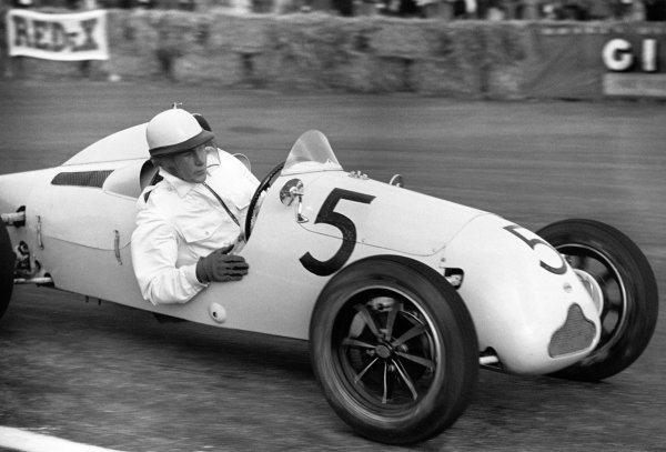 Silverstone, Great Britain. 2nd October 1948.