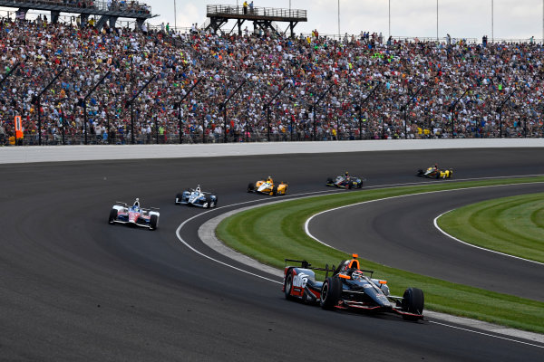 29 May, 2016, Indianapolis, Indiana, USA Alex Tagliani ?2016, Scott R LePage  LAT Photo USA