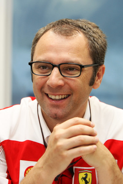 Stefano Domenicali (ITA) Ferrari General Director. Formula One World Championship, Rd 11, German Grand Prix, Practice Day, Hockenheim, Germany, Friday 23 July 2010.
