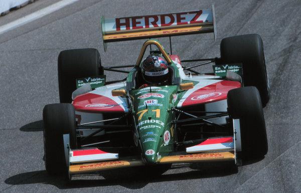 1999 CART Detroit GP - 8/8/99 - Detroit, Michigan USAMemo Gidley made his debut with Payton-Coyne-1999, Michael L. Levitt / USALAT PHOTOGRAPHIC