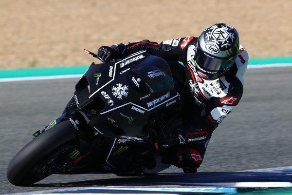 Jonathan Rea, Kawasaki Racing Team .