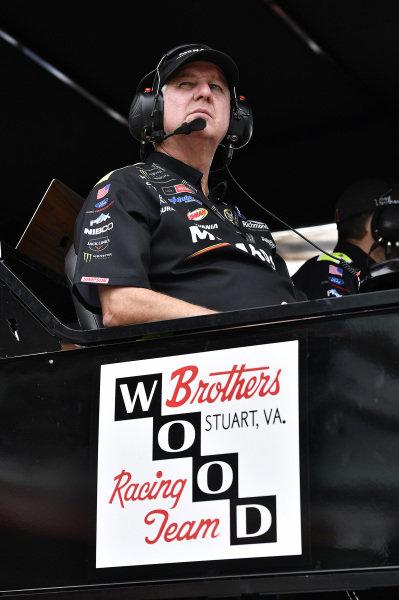 #21: Paul Menard, Wood Brothers Racing, Ford Mustang Menards / Dutch Boy Len Wood