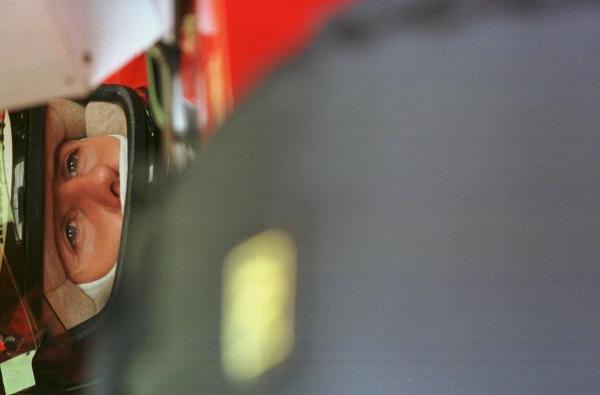 1998 Canadian Grand Prix.Montreal, Quebec, Canada.5-7 June 1998.Michael Schumacher (Ferrari).World Copyright - Steve Etherington/LAT Photographic