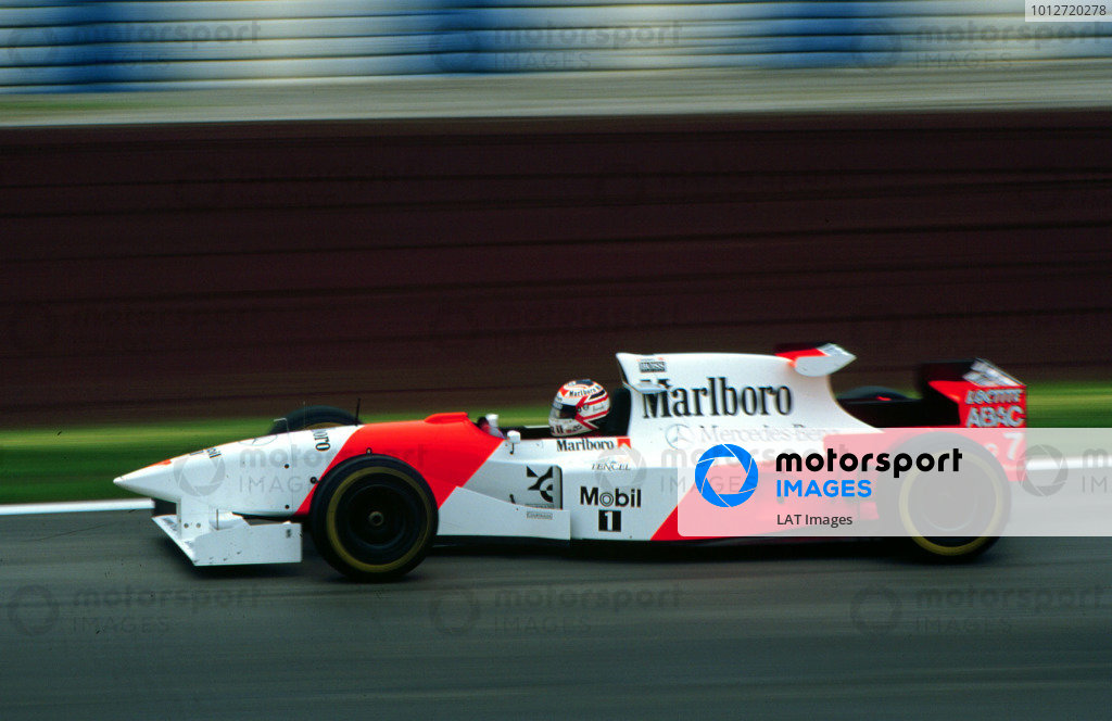 1995 Spanish Grand Prix.