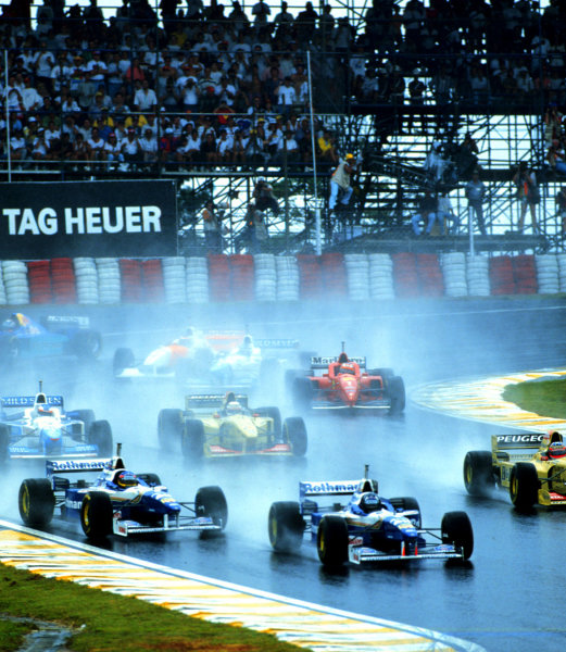 1996 Brazilian Grand Prix.
