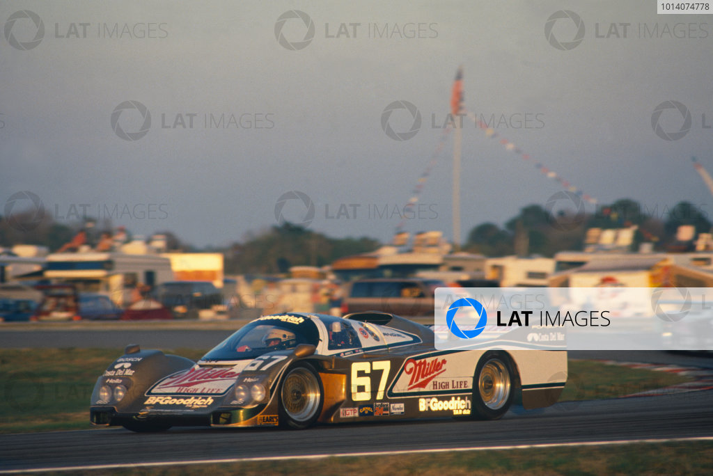 1989 IMSA Championship.