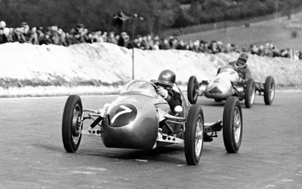 1953 500cc Race, Half Litre Club Meeting.