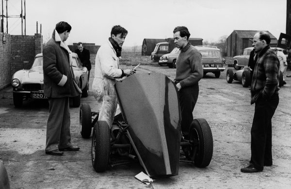 1961 motor racing.