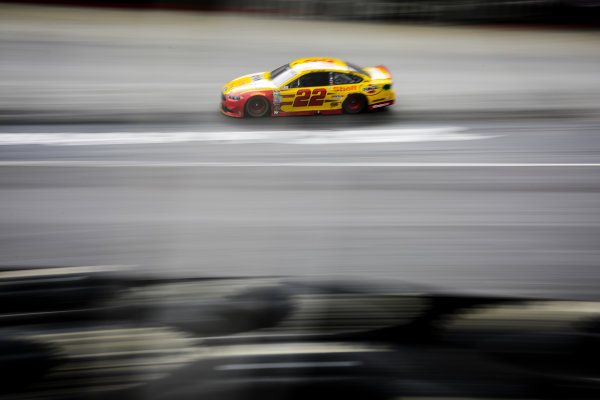19-20 August, 2016, Bristol, Tennessee USA Joey Logano (22) ©2016, Barry Cantrell / LAT Photo USA