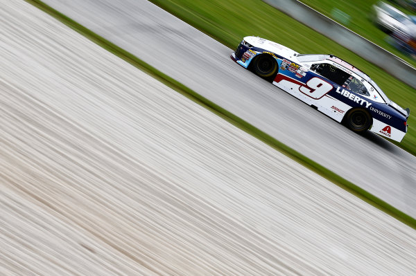 NASCAR XFINITY Series Johnsonville 180 Road America, Elkhart Lake, WI USA Saturday 26 August 2017 William Byron, Liberty University Chevrolet Camaro World Copyright: Brett Moist LAT Images