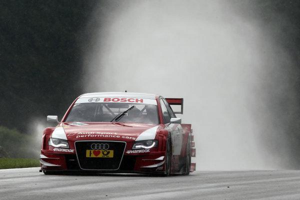 Oliver Jarvis(GBR), Audi Sport Team Abt.DTM, Rd3, Red Bull Ring, Spielberg, Austria. 3-5 June 2011.World Copyright: LAT Photographicref: Digital Image dne1103ju48