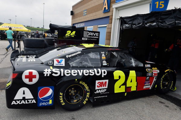 8-9 May, 2015, Kansas City, Kansas USA Jeff Gordon ? 2015, Nigel Kinrade LAT Photo USA