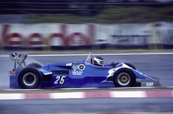 Jean-Pierre Jarier, Ligier JS21 Ford.