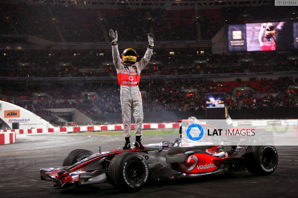 2008 Race of Champions - Sunday