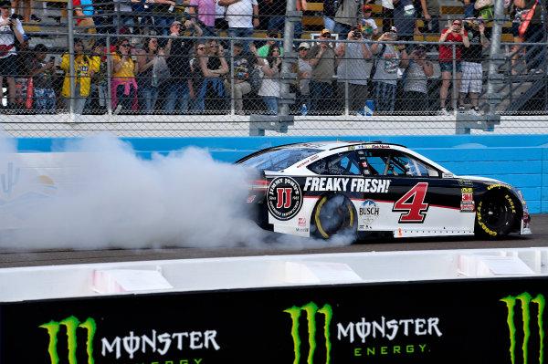 Monster Energy NASCAR Cup Series TicketGuardian 500 ISM Raceway, Phoenix, AZ USA Sunday 11 March 2018 Kevin Harvick, Stewart-Haas Racing, Ford Fusion Jimmy John's wins World Copyright: Rusty Jarrett NKP / LAT Images