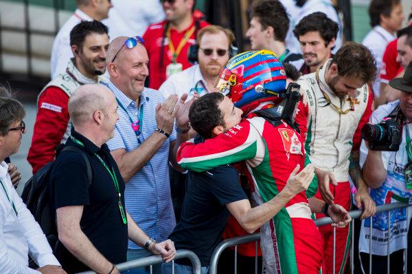 2017 FIA Formula 2 Round 11. Yas Marina Circuit, Abu Dhabi, United Arab Emirates. Sunday 26 November 2017. Charles Leclerc (MCO, PREMA Racing).  Photo: Zak Mauger/FIA Formula 2. ref: Digital Image _56I2422