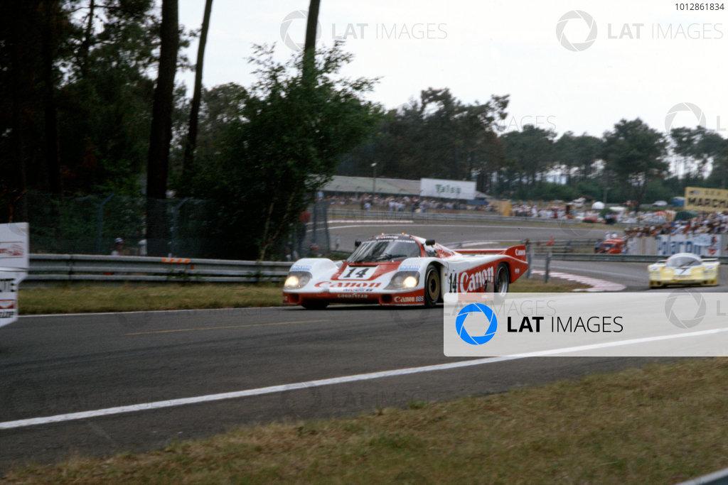 1985 Le Mans 24 Hours