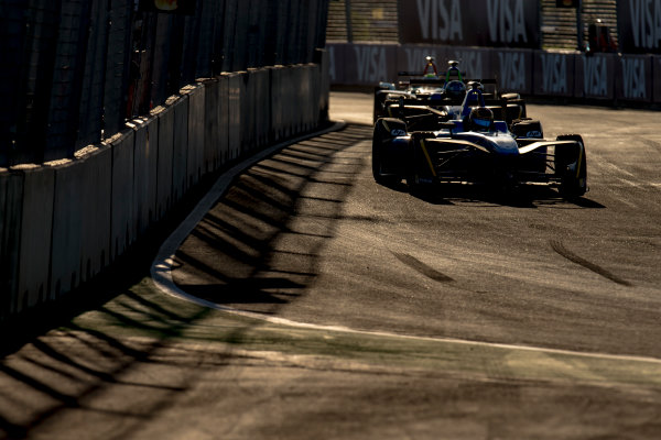2016/2017 FIA Formula E Championship. Marrakesh ePrix, Circuit International Automobile Moulay El Hassan, Marrakesh, Morocco. Saturday 12 November 2016. Sebastien Buemi (SUI), Renault e.Dams, Spark-Renault, Renault Z.E 16.  Photo: Zak Mauger/Jaguar Racing ref: Digital Image _X0W6184