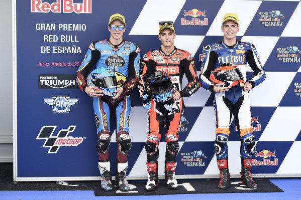 Alex Marquez, Marc VDS Racing, Jorge Navarro, Speed Up Racing, Augusto Augusto Fernandez, Pons HP40