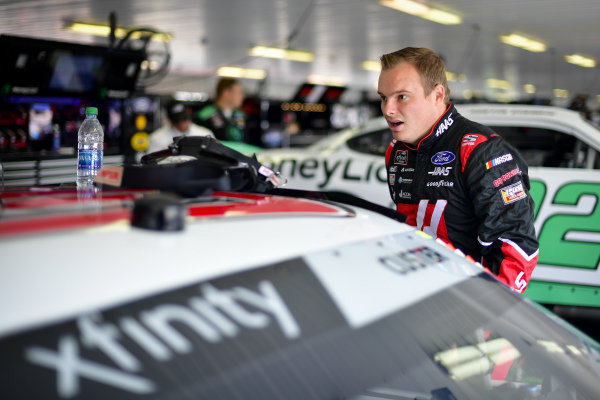 #00: Cole Custer, Stewart-Haas Racing, Ford Mustang FIMS Manufacturing