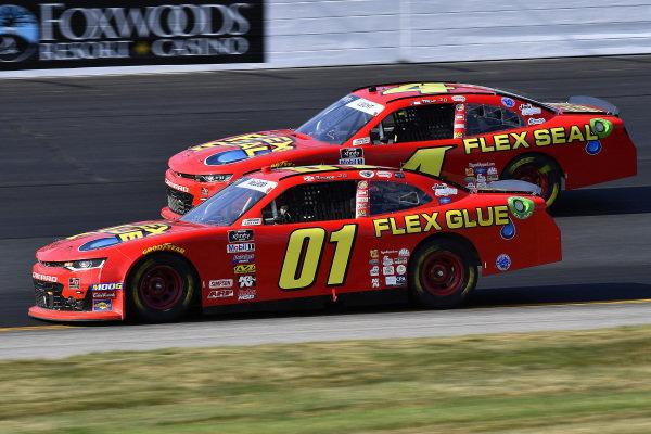 #01: Stephen Leicht, JD Motorsports, Chevrolet Camaro Flex Glue