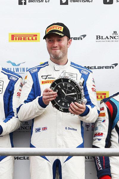 Graham Davidson TF Sport Aston Martin V8 Vantage GT3
