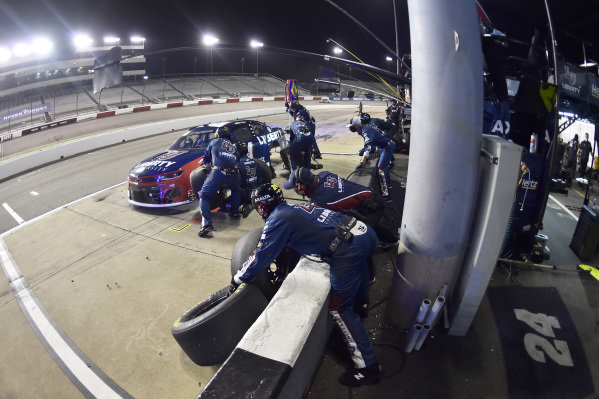 #24: William Byron, Hendrick Motorsports, Chevrolet Camaro Liberty Univeristy