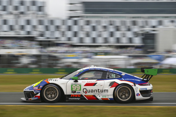 #99 NGT Motorsport Porsche 911 GT3 R, GTD: Juergen Haering, Sven Muller, Klaus Bachler, Steffen Goerig, Alfred Renauer