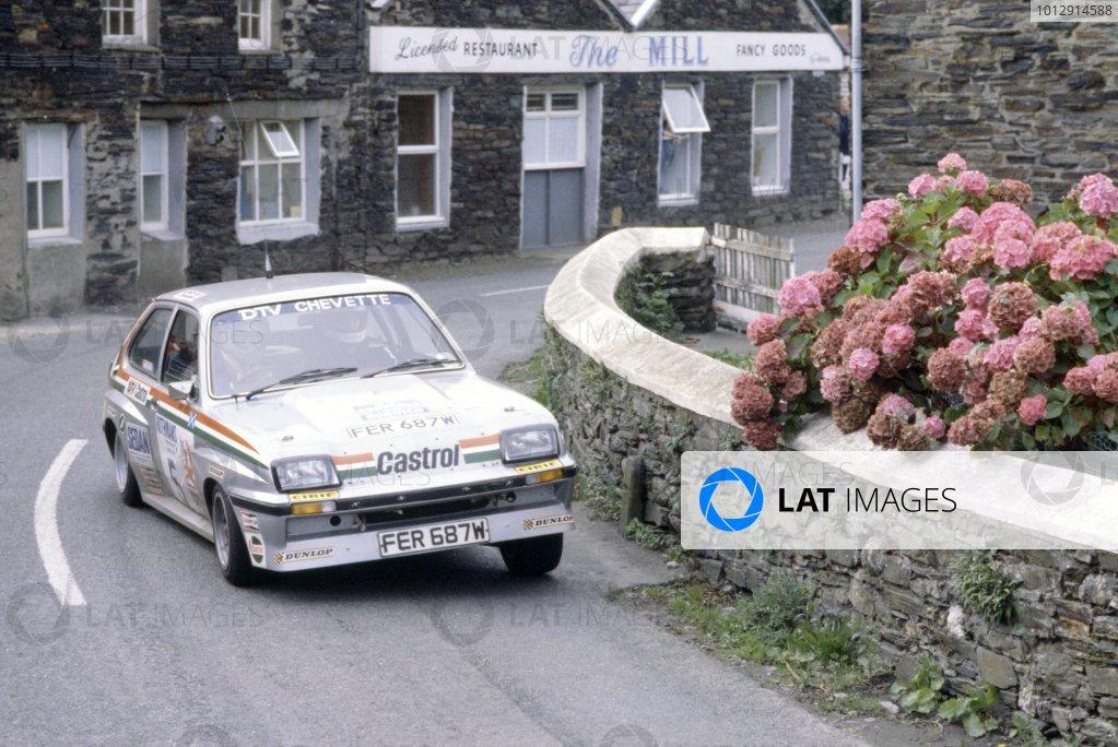 1980 British Rally Championship.