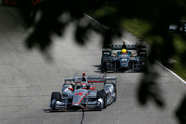 Verizon IndyCar Series Kohler Grand Prix Road America, Elkhart Lake, WI USA Friday 23 June 2017 Will Power, Team Penske Chevrolet World Copyright: Phillip Abbott LAT Images ref: Digital Image abbott_elkhart_0617_0263