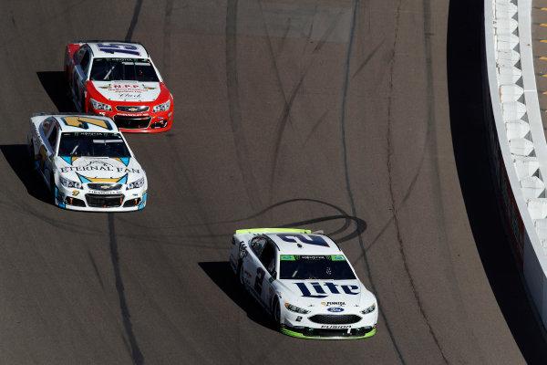 Monster Energy NASCAR Cup Series Can-Am 500 Phoenix Raceway, Avondale, AZ USA Sunday 12 November 2017 Brad Keselowski, Team Penske, Wurth Ford Fusion World Copyright: Michael L. Levitt LAT Images