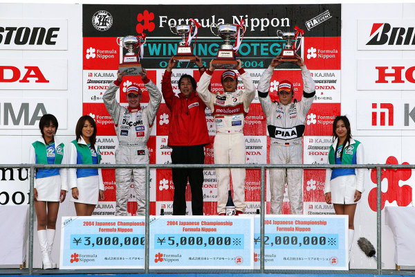 2004 Formula Nippon Championship