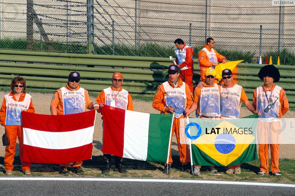 2004 San Marino Grand Prix.