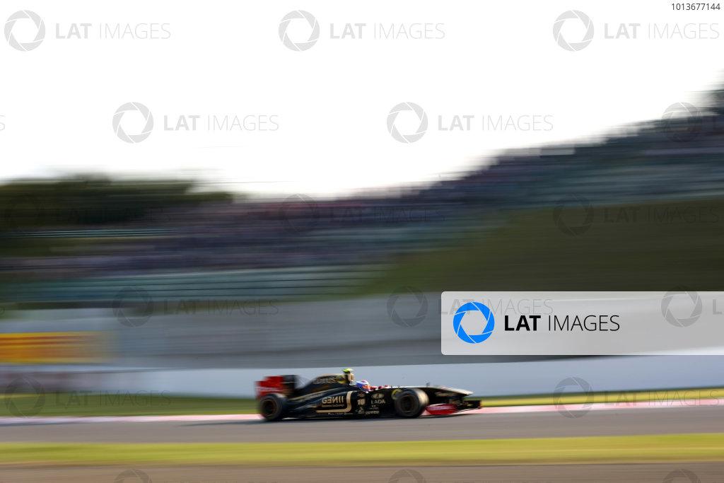2011 Japanese Grand Prix - Friday