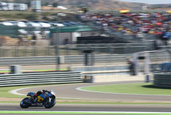 2017 MotoGP Championship - Round 14 Aragon, Spain. Saturday 1 January 2000 Jack Miller, Estrella Galicia 0,0 Marc VDS World Copyright: Gold and Goose / LAT Images ref: Digital Image 694227