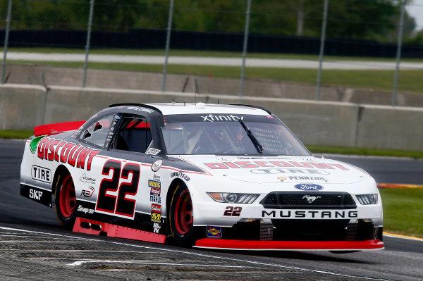 NASCAR XFINITY Series Johnsonville 180 Road America, Elkhart Lake, WI USA Saturday 26 August 2017 Austin Cindric, Discount Tire Ford Mustang World Copyright: Brett Moist LAT Images