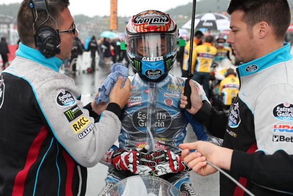 2017 Moto3 Championship - Round 15 Motegi, Japan. Sunday 15 October 2017 Enea Bastianini, Estrella Galicia 0,0 World Copyright: Gold and Goose / LAT Images ref: Digital Image 22605